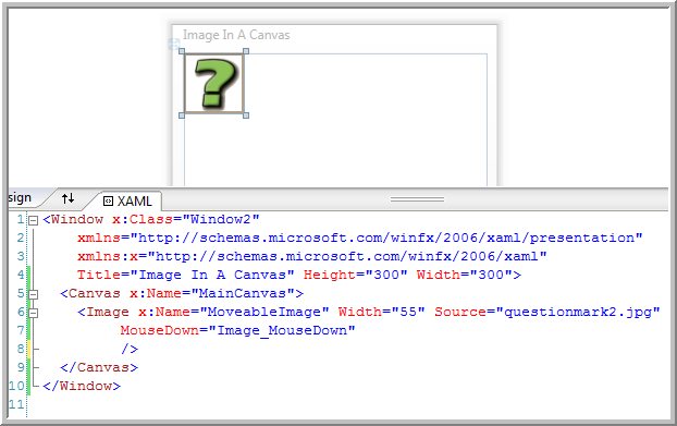 WPF: How To Move Controls and Elements At Runtime - Ged