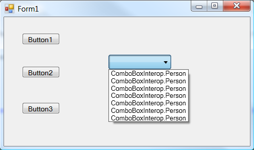 Creating a ComboBox with Individual ToolTips for each Item