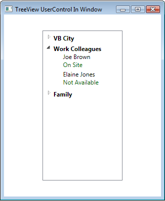 A Better WPF TreeViewItem Grouping Sample - Ged Mead's Blog - vbCity