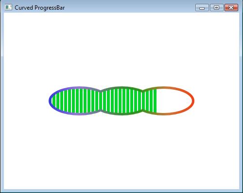 wpf progressbar style example