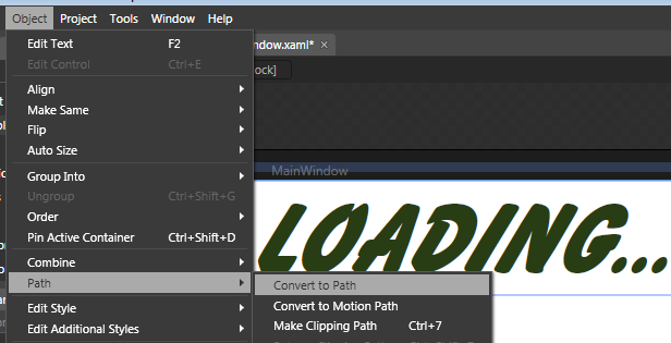 WPF: How To Create A