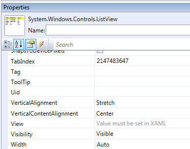 WPF ListView: DataBinding and Column Headers - Ged Mead's